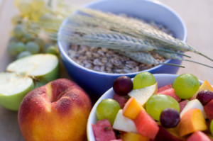 Eating more fiber is an important component of cleansing your body.